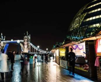 Christmas Market London Bridge