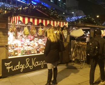 Angel Central Christmas Market