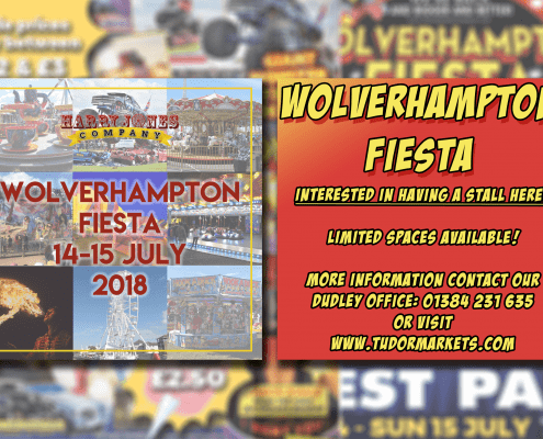 Wolverhampton Fiesta 2018