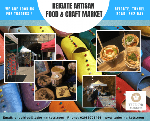 Reopening of Reigate Artisan, Food & Craft Market