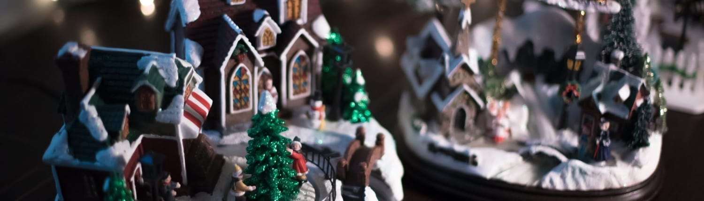 Christmas with Tudor